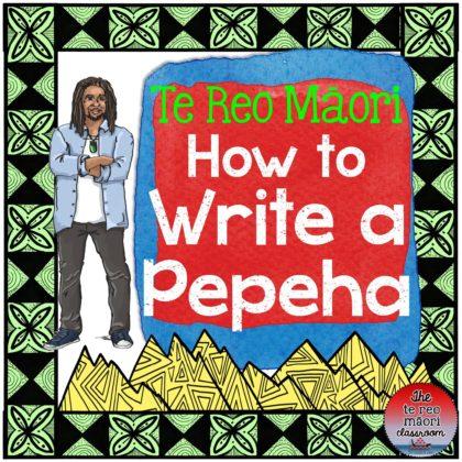 How to Write a Pepeha