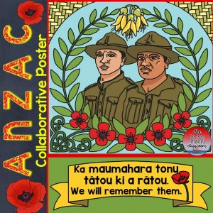 Anzac Collaborative Poster