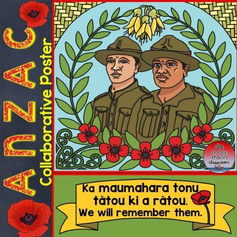 Anzac Collaborative Poster