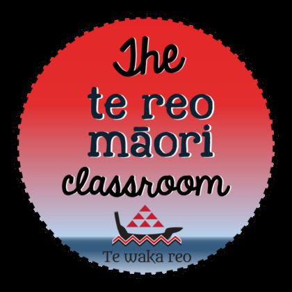 The Te Reo Maori Classroom