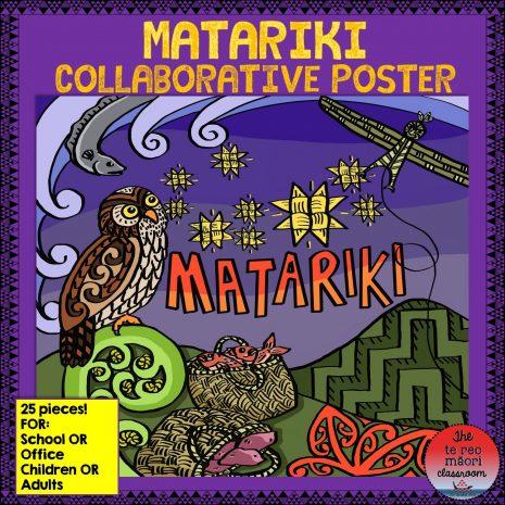 cover Matariki
