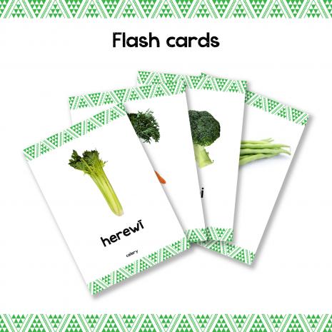 hua rākau Flashcards