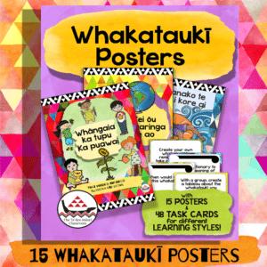 whakatauki posters