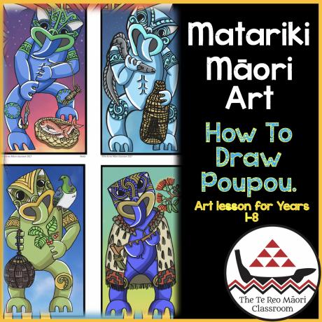 Matariki Māori Art