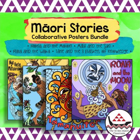 Maori Stories Square