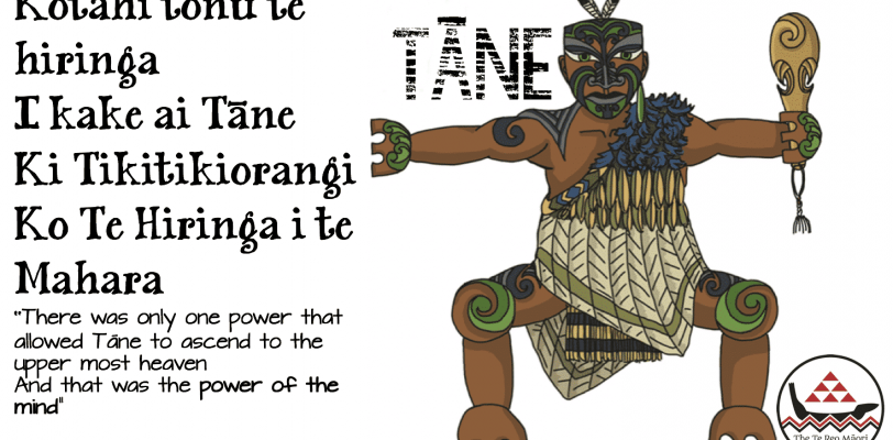 Māori creation story