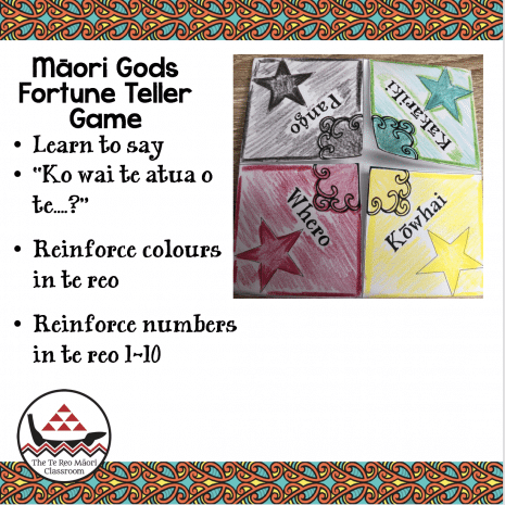 fortune teller maori