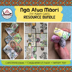 Maori gods resource bundle