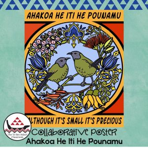 whakatauki-Ahakoa He Iti He Pounamu