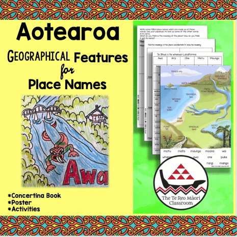 Māori placenames