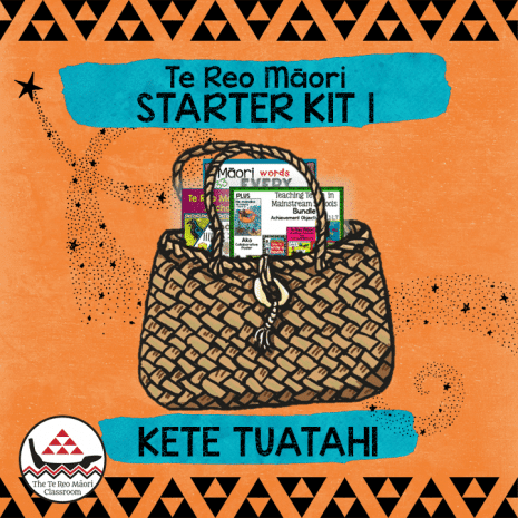 Te Reo Starter Kit 1