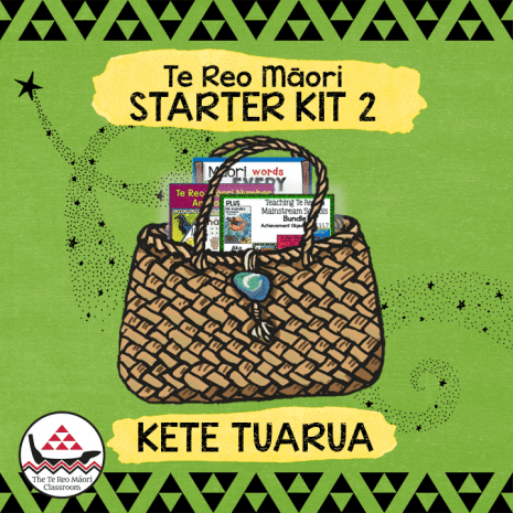 Te Reo Starter Kit 2
