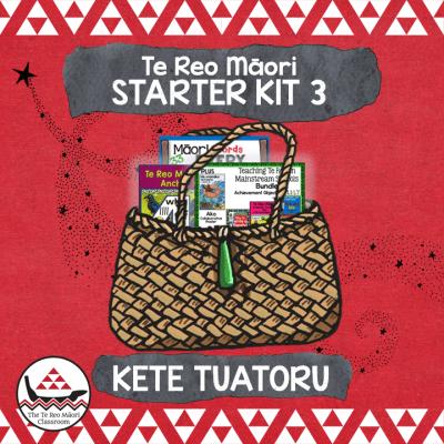 Te Reo Starter Kit 3