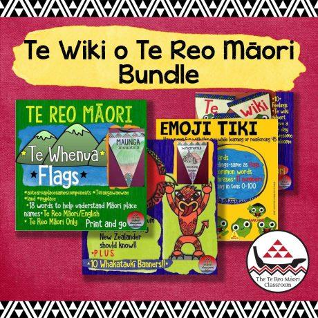 Te Wiki o Te Reo Maori