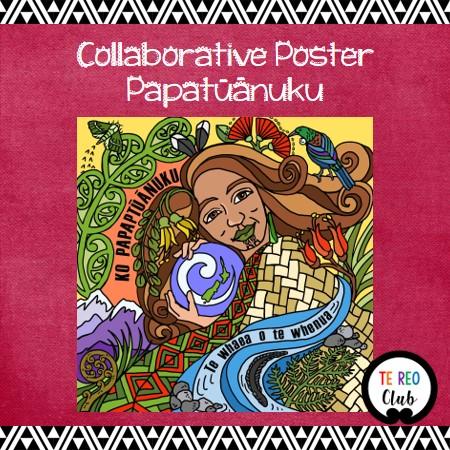 Collaborative Poster – Papatūānuku