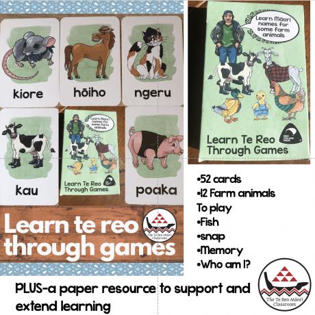Māori card games