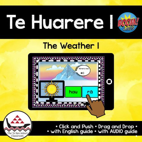 The Weather Boom Cards 1