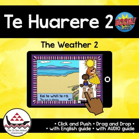 The Weather Boom Cards 2