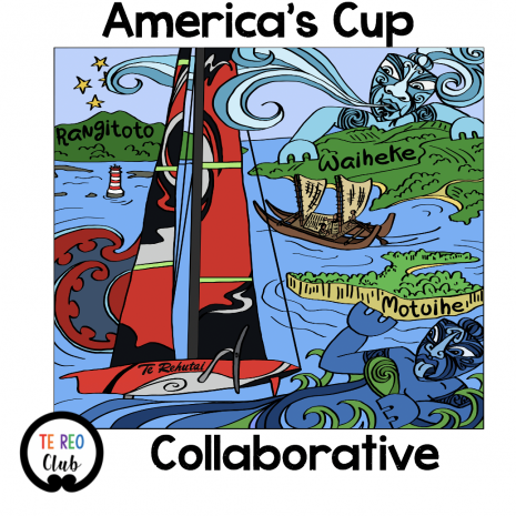 Americas Cup Collab